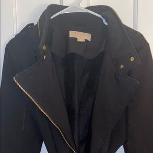 Michael kors trench coat size LARGE